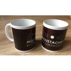 Mug Moustaches et Compagnie 2