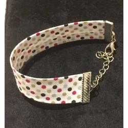 Bracelet en tissu 16-18mm...