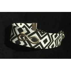 Bracelet en tissu 20mm...