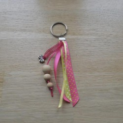 Porte-clés rubans plusieurs...